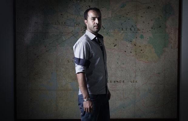 Mahmoud Al Zouhby está no Brasil há três anos (Foto: Caio Kenji/G1)