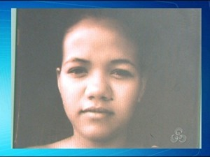 Segundo familiares, Ana Cristina foi executada em um garimpo da Venezuela (Foto: Reprodução/TV Roraima)