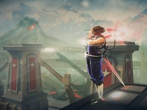 Capcom anunciou novo game do ninja Strider Hiryu; 'Strider' deve chegar no início de 2014 (Foto: Divulgação/Capcom)
