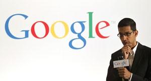Sundar Pichai, anuncia o Chrome OS para o final de 2010. (Foto: Pichi Chuang/Reuters)