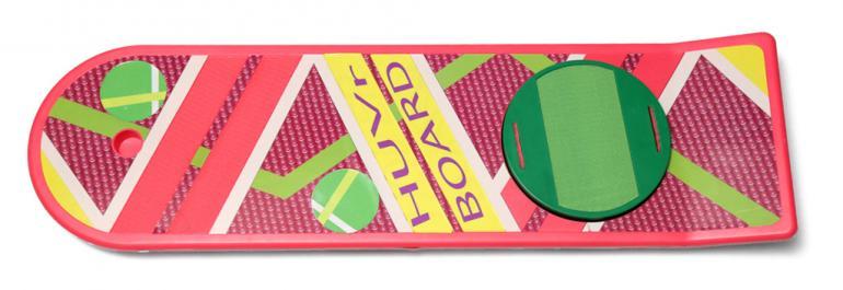 Hoverboard que estaria sendo produzido pela HUVr (foto: Divulgação)