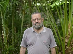 Paulo Amorim diz que ouviu canto dos animais pela última vez na Revecom (Foto: John Pacheco/G1)