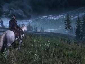 'The Witcher 3: Wild Hunt' é game de nova geração para o PlayStation 4 e o PC (Foto: Divulgação)