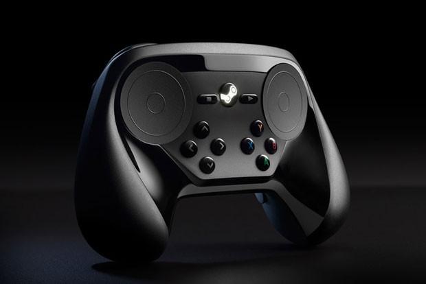 Novo modelo do protótipo do Steam Controller foi apresentado pela Valve (Foto: Divulgação/Valve)