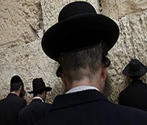 Judeus ortodoxos. (Foto: AP)