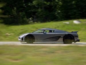 koenigsegg agera r no filme need for speed (Foto: Divulgação)
