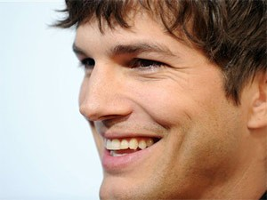 O ator Ashton Kutcher (Foto: AFP)