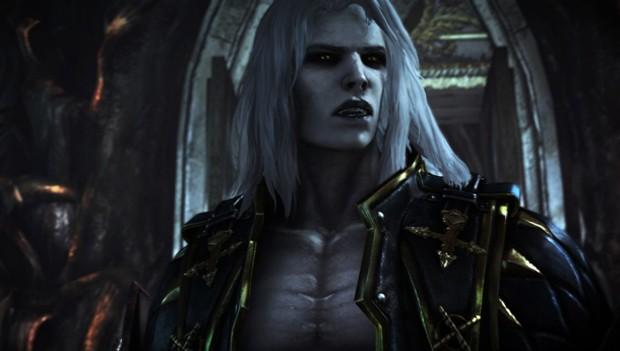 Alucard, filho de Drácula, será protagonista de expansão de 'Castlevania: Lords of Shadow 2' (Foto: Divulgação/Konami)