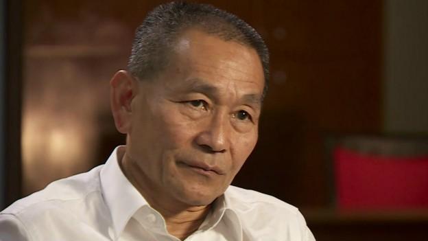 O CEO da Malaysia Airlines disse à BBC que tem certeza que o voo MH370 está desaparecido (Foto: BBC/Reprodução)