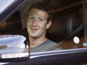 Zuckerberg tem agora fortuna estimada em US$ 10,2 bilhões (Foto: Reuters)