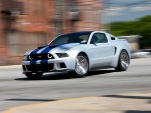 Ford criou Mustang especial para o filme 'Need for Speed' (Foto: Divulgação)