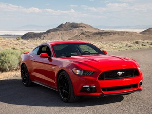 Novo Ford Mustang no filme Need for speed (Foto: Divulgação)
