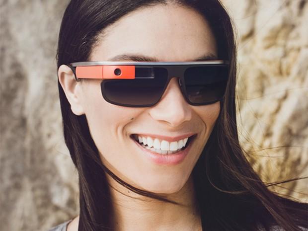 Google Glass ganha novos designs (Foto: Reprodução/Google)