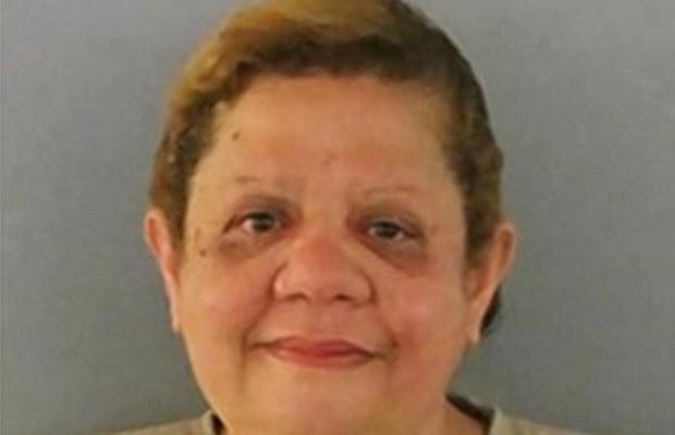 Maria Montanez-Colon foi presa após insistir que policial fizesse sexo com ela nos EUA (Foto: Divulgação/Punta Gorda Police Department)