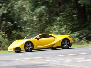 GTA Spano no filme need for speed (Foto: Divulgação)