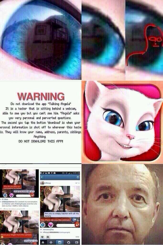 Aplicativo seria fachada para pedófilos! Verdadeiro ou falso? (imagens: Reprodução/Facebook)