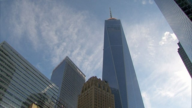 World Trade Center (Foto: Rede Globo)
