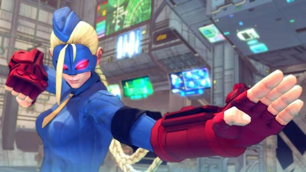 Decapre, quinta personagem inédita de 'Ultra Street Fighter IV' (Foto: Divulgação/Capcom)