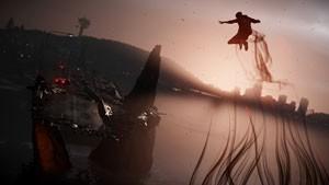 Delsin evolui suas habilidades ao longo de 'Infamous' do PS4 (Foto: Divulgação/Sony)