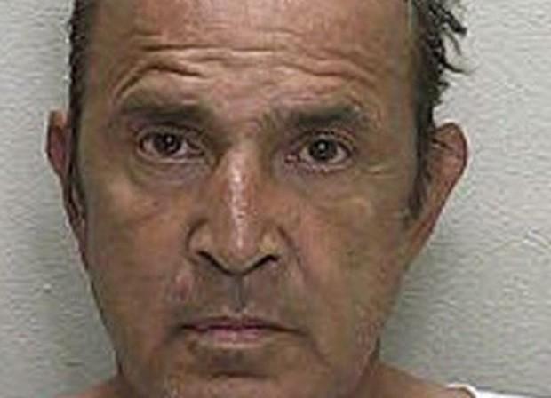 Robert Louis Fabbro roubou cerveja de US$ 1 para que pudesse ser levado à prisão (Foto: Divulgação/Marion County Jail)