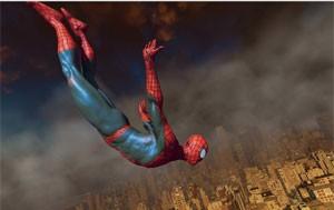 Cena do game baseado no filme 'O Espetacular Homem-Aranha 2' (Foto: Divulgação/Activision)