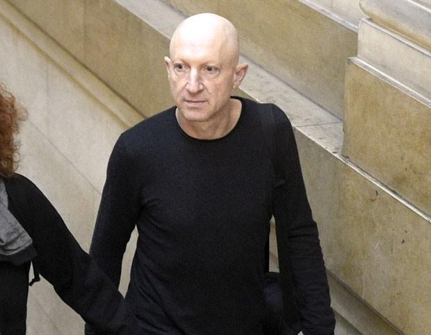 Steven Cohen foi considerado culpado de exibicionismo (Foto: Martin Bureau/AFP)