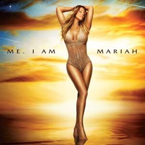 Capa do novo disco de Mariah Carey (Foto: Divulgação)