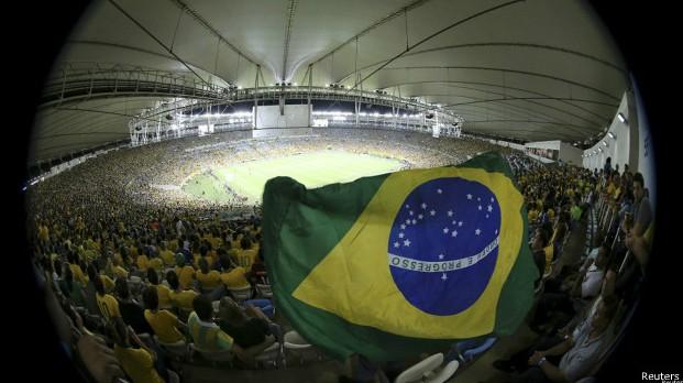 Final da Copa do Mundo no Maracanã está custando até R$ 10 mil no 'mercado paralelo' das redes sociais (Foto: Reuters)