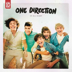 Capa de 'Up all night', do One Direction (Foto: Divulgação)