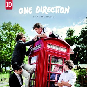 Capa de 'Take me home', do One Direction (Foto: Divulgação)