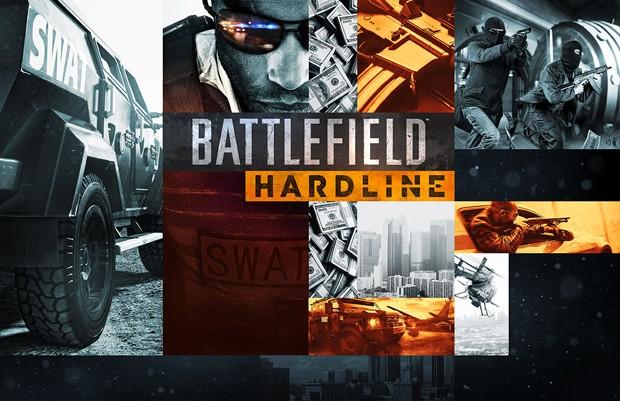 'Battlefield Hardline' substitui temática militar por luta entre polícia e criminosos (Foto: Divulgação/Electronic Arts)