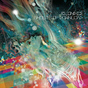 Capa de 'Ghosts of download', do Blondie (Foto: Divulgação)