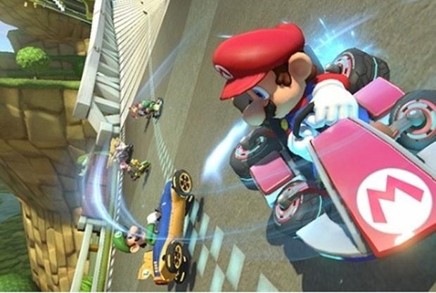 'Mario Kart 8' (Foto: Divulgação/Nintendo)