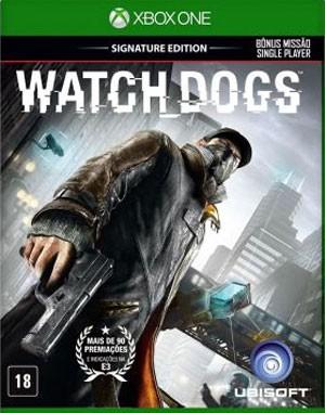Capa de 'Watch Dogs' no XOne (Foto: Divulgação/Ubisoft)