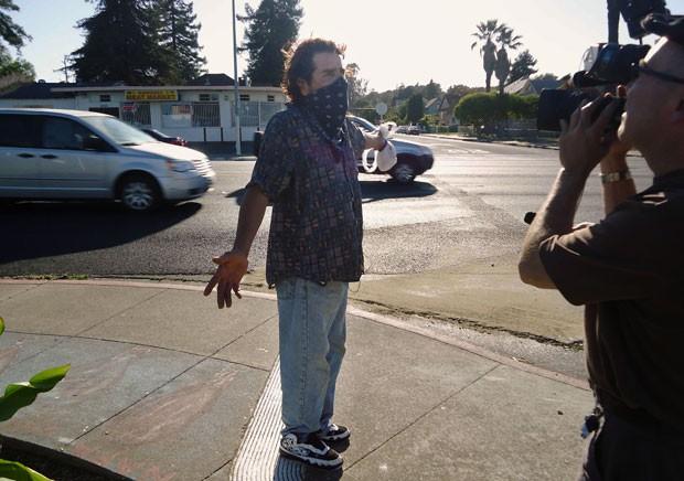 Anthony Cardenas tinha sido acusado de vandalismo (Foto: Tony Burchyns/Vallejo Times-Herald/AP)