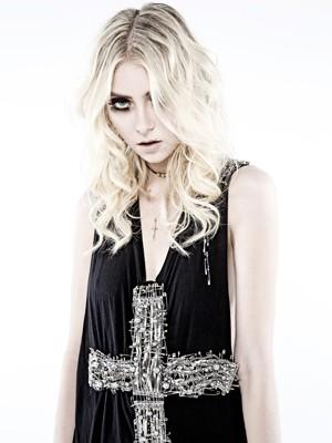 A cantora Taylor Momsen, do The Pretty Reckless (Foto: Divulgação)